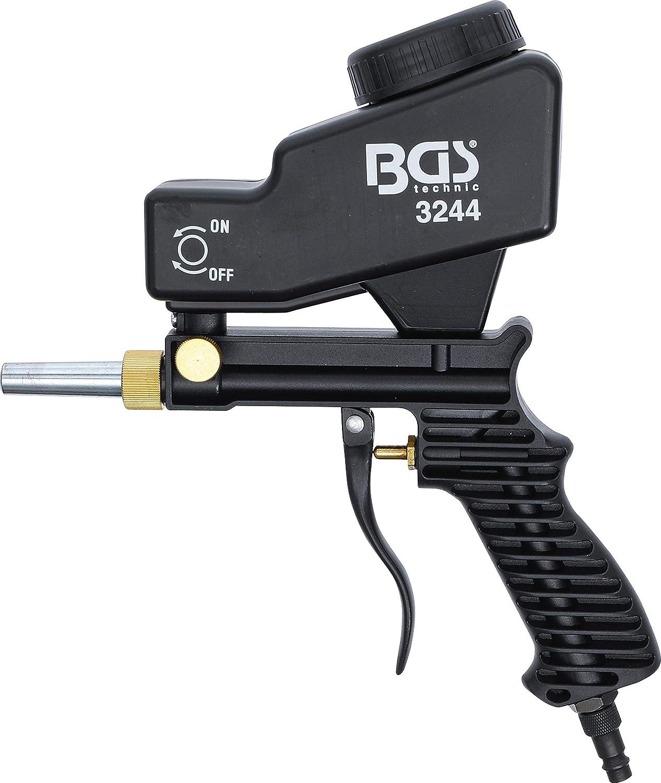 Pistolet de sablage à air comprimé 2-8 bars Alu Buse Jet de sable