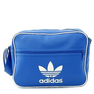 Adidas Airline Bag - Blue White  Amazon.co.uk  Clothing