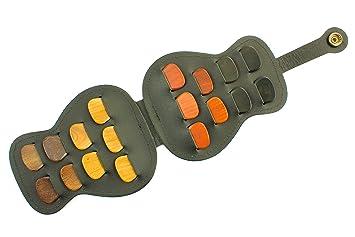 Timber Tones - Estuche de púas (para guitarras eléctricas ...