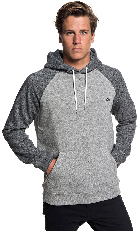 Quiksilver Men's Everyday Hood Fleece Hoodie Jacket EQYFT03846