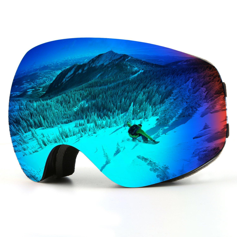 1b5363f3b7 Kasliny Ski Goggles