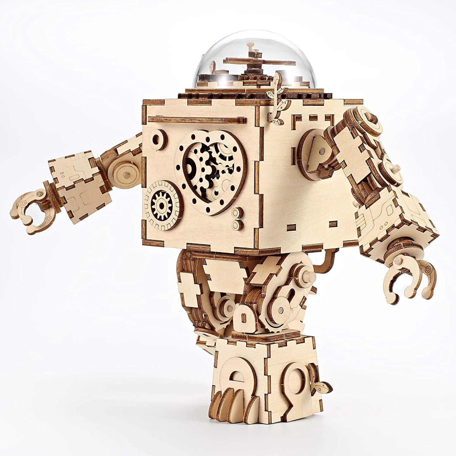 Gifts for Kids - Robot Kit with Music