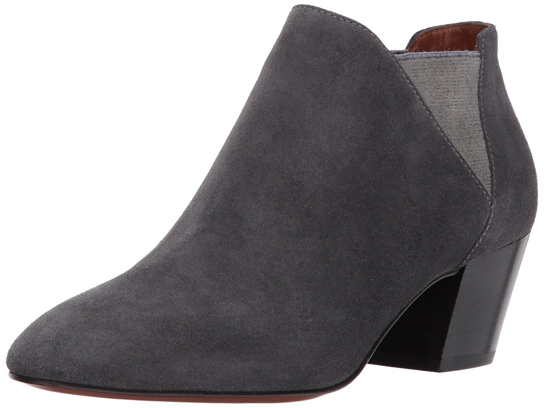 Aquatalia Women's Fleurette Suede Ankle Boot B06W9J531C 7.5 B(M) US|Grey
