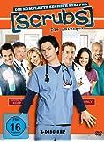 Scrubs: Die Anfänger - Die komplette sechste Staffel [4 DVDs]