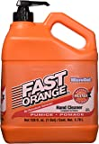 Permatex 25218 Fast Orange Hand Cleaner with Pumice, 1 Gallon
