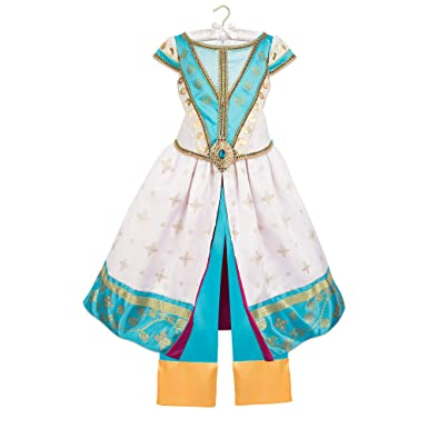 Disney Jasmine Dreams Come True Deluxe - Disfraz de Aladdin ...