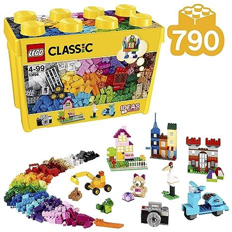 Classic De Ladrillos Grande10698Juego Creativos Caja Lego Construcción kOPXiZu