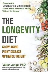 Longevity Diet Paperback