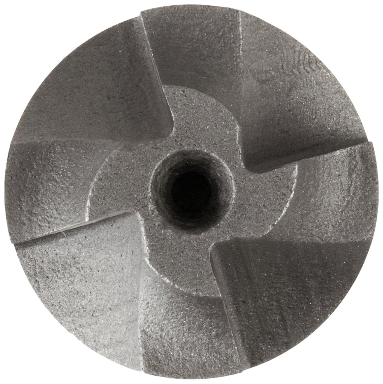 Drill America 1//8 X 5//8 High Speed Steel 1//2 Shank Corner Rounding End Mill DWC Series
