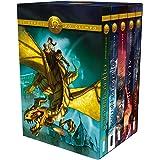 Box Percy Jackson e os Olimpianos: (Série Percy Jackson e