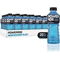 24-Pack Powerade Mountain Berry Blast Electrolyte Enhanced Sports Drinks