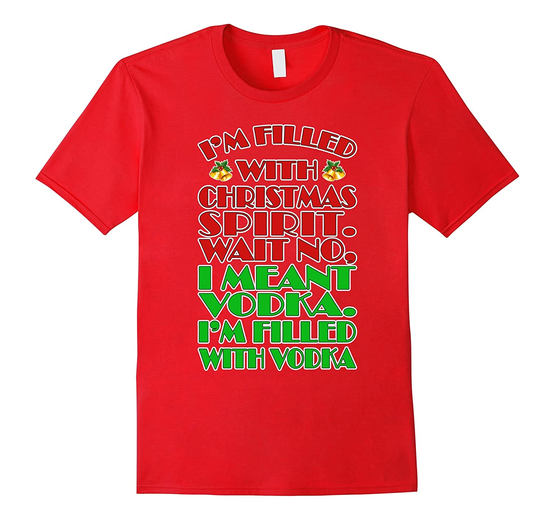 Funny Christmas Drinking Shirt Xmas in July Shirt-ANZ