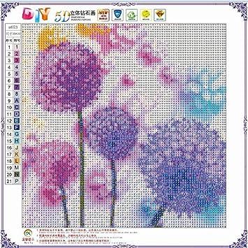 46CM Diamond Painting 5D Set Full Bilder DIY Diamant Stickerei Vollbedeckung Kreuz Stich 36