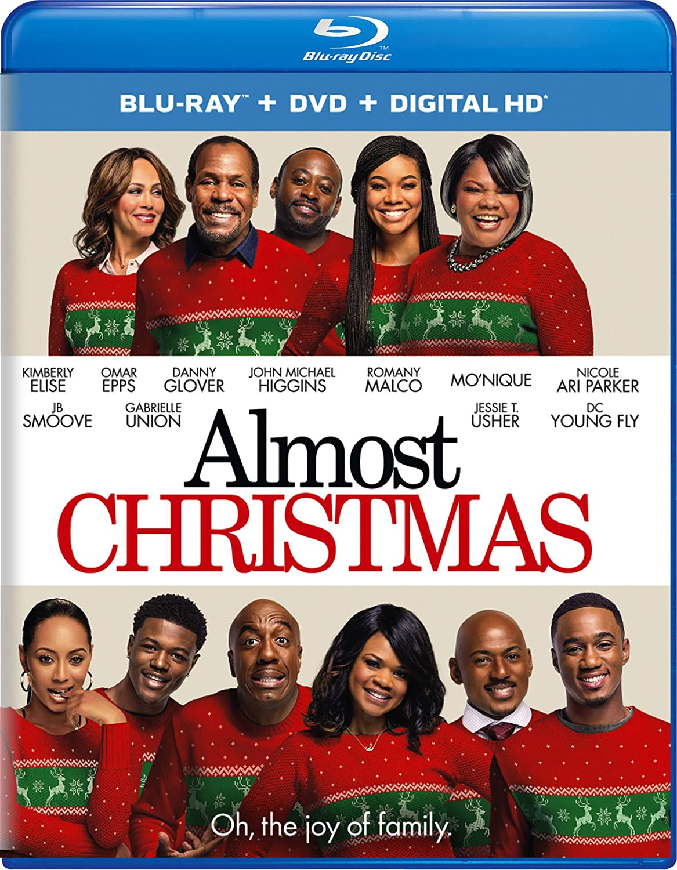 Amazon.com: Almost Christmas [Blu-ray]: Kimberly Elise, Danny Glover ...