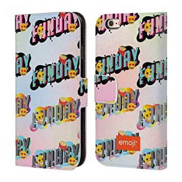 Officiel Emoji Funday Millenials Etui Coque De Livre En