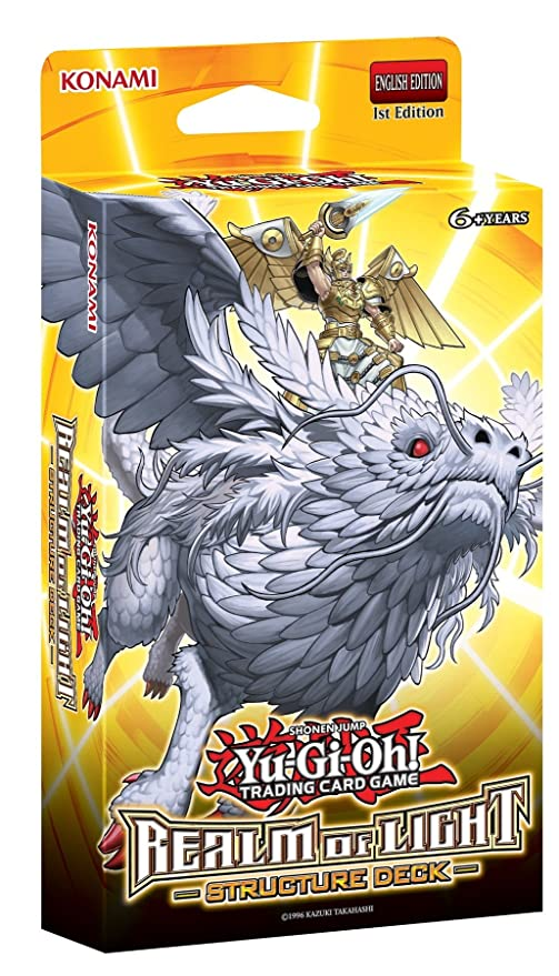 Amazon yu gi oh realm of light structure deck sealed toys yu gi oh realm of light structure deck sealed aloadofball Image collections