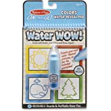 Melissa & Doug On The Go Water Wow! Activity Pad - Colors and Shapes