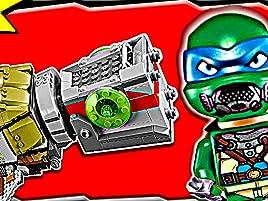 Watch Clip: Lego Set Builds Teenage Mutant Ninja Turtles ...