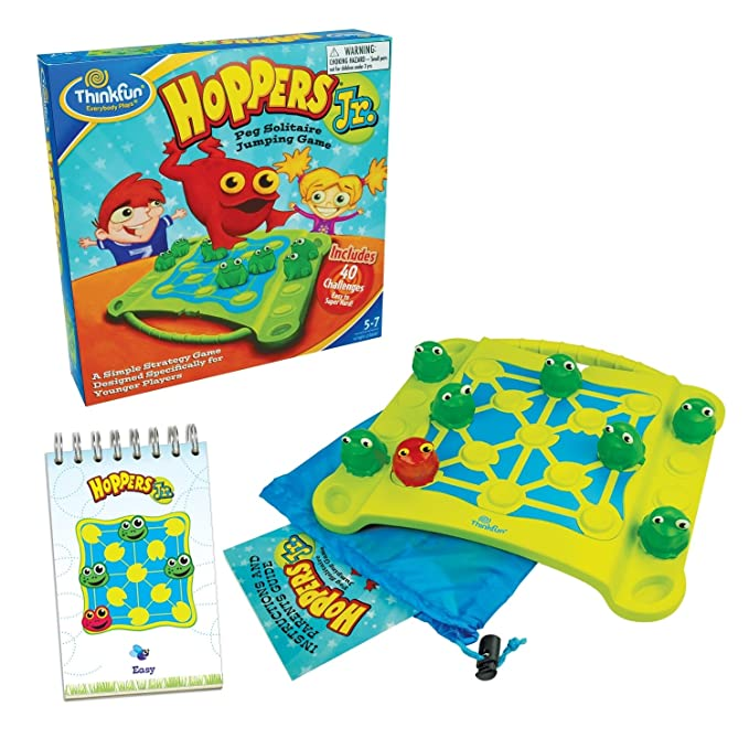 ThinkFun Hoppers Jr.