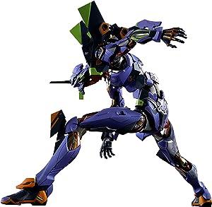 "Bandai Tamashii Nations Metal Build Eva-01 Test Type ""Neon Genesis Evangelion"" Action Figure"