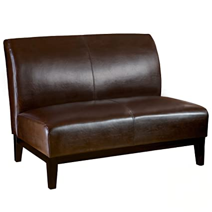 Tremendous Amazon Com Best Selling Darwin Bonded Leather Loveseat Evergreenethics Interior Chair Design Evergreenethicsorg