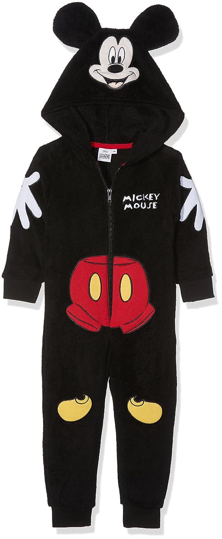 Mickey Mouse Outfit, Pelele para Niños, Noir (Black) 6 años: Amazon.es: Ropa y accesorios