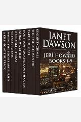 The Jeri Howard Anthology: Books 1-9 (The Jeri Howard Series) Kindle Edition