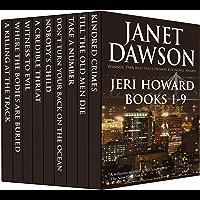 The Jeri Howard Anthology: Books 1-9 (The Jeri Howard Series) (English Edition)