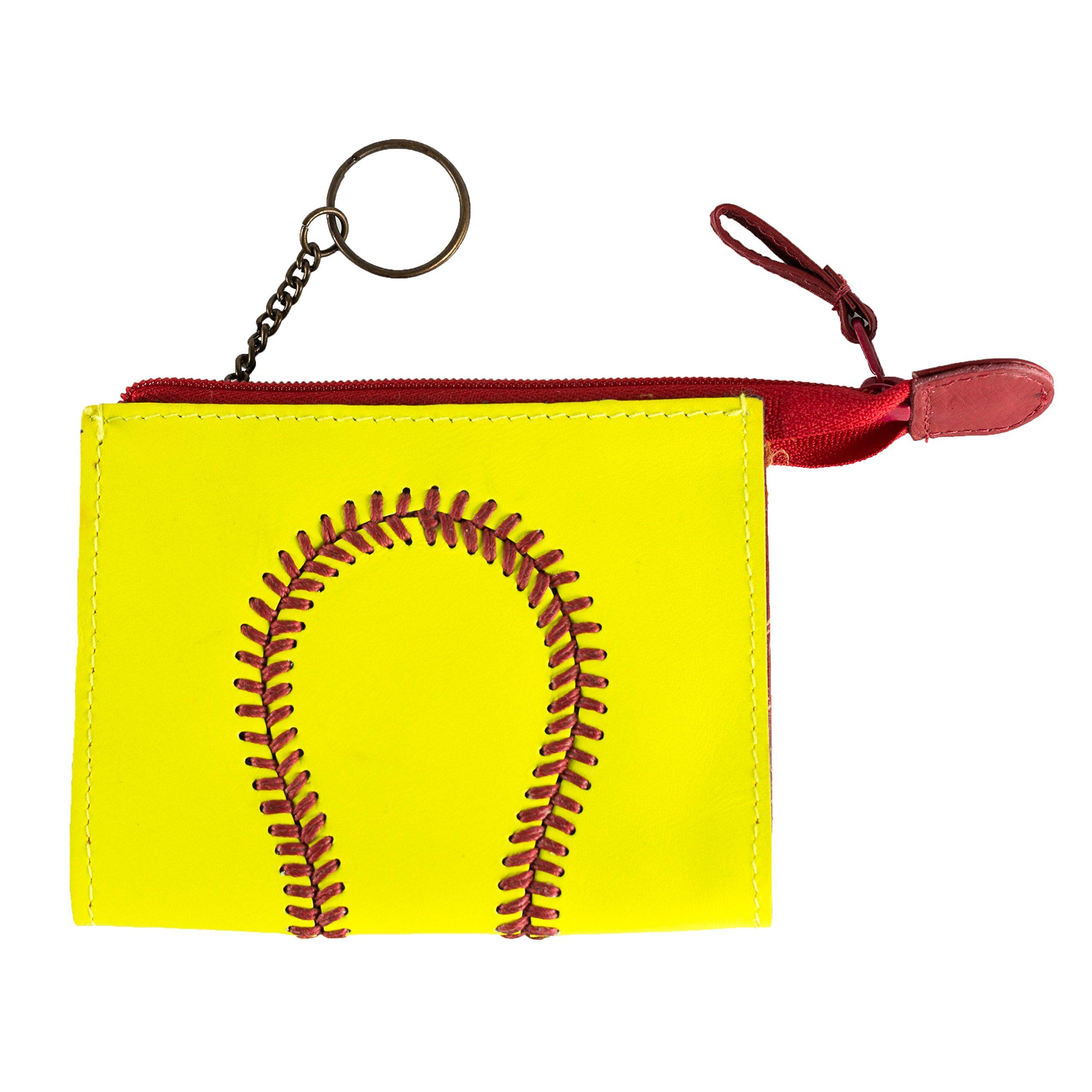 Pro Style Sports Softball Coin Purse
