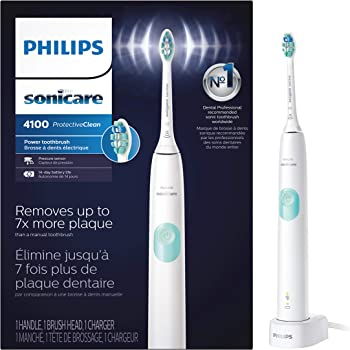 Philips Sonicare 4100 Plaque Control Rechargeable Electric Toothbrush