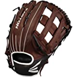 EASTON EL JEFE Slowpitch Softball Glove Series, 2021, Diamond Pro Steer Leather, Oiled Classic Cowhide Palm And Lining…
