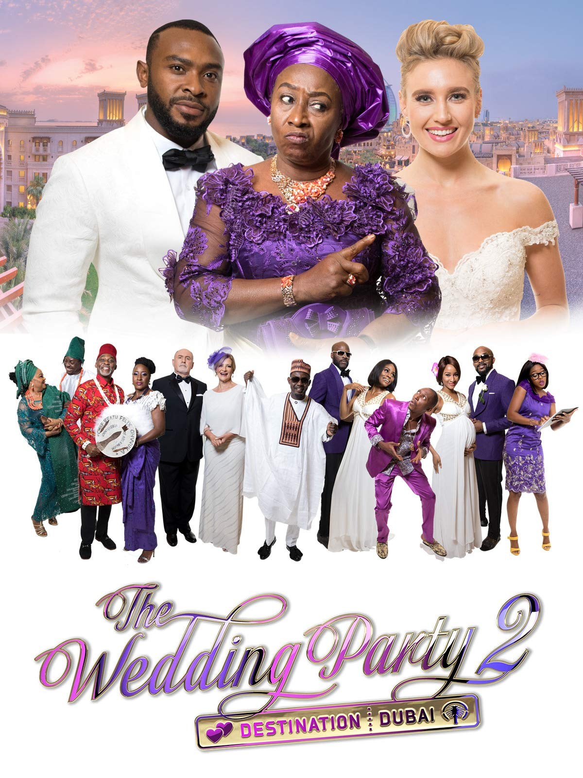 Amazoncom Watch The Wedding Party 2 Destination Dubai Prime Video
