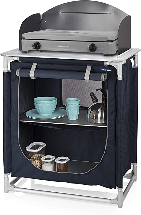 CAMPART Travel KI-0752 Cocina de camping Valencia, Con ...