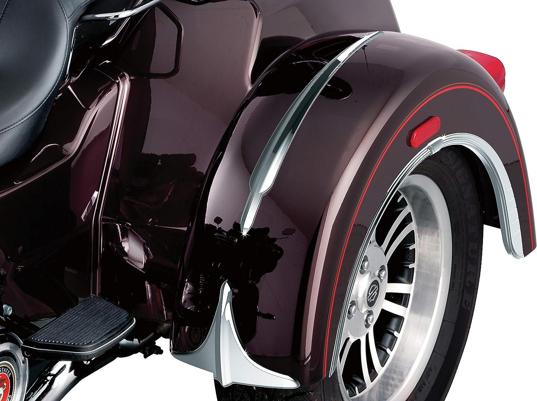 Honda VTX1300R 2005-2009Triceptor Fender Accent Chrome for by Kuryakyn