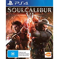 Soul Calibur VI  (PlayStation 4)