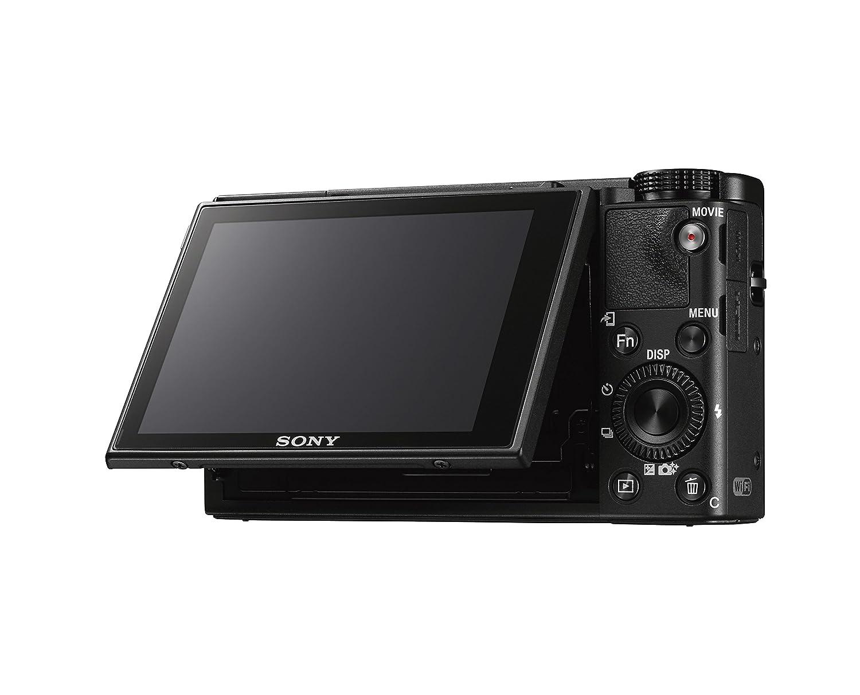 Amazon.com : Sony Cyber-shot DSC-RX100 V 20.1 MP Digital Still ...