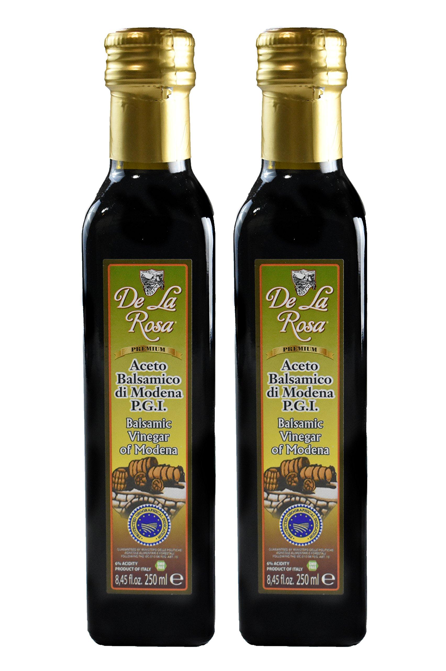 De La Rosa Real Foods & Vineyards - Balsamic Vinegar of Modena (250 ML)