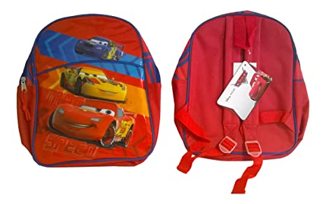 fb65c3f727c580 Disney Cars Junior Zainetto Asilo, 32 Cm: Amazon.it: Giochi e giocattoli