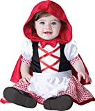 Fun World InCharacter Costumes Baby Girls' Little Red Riding Hood Costume
