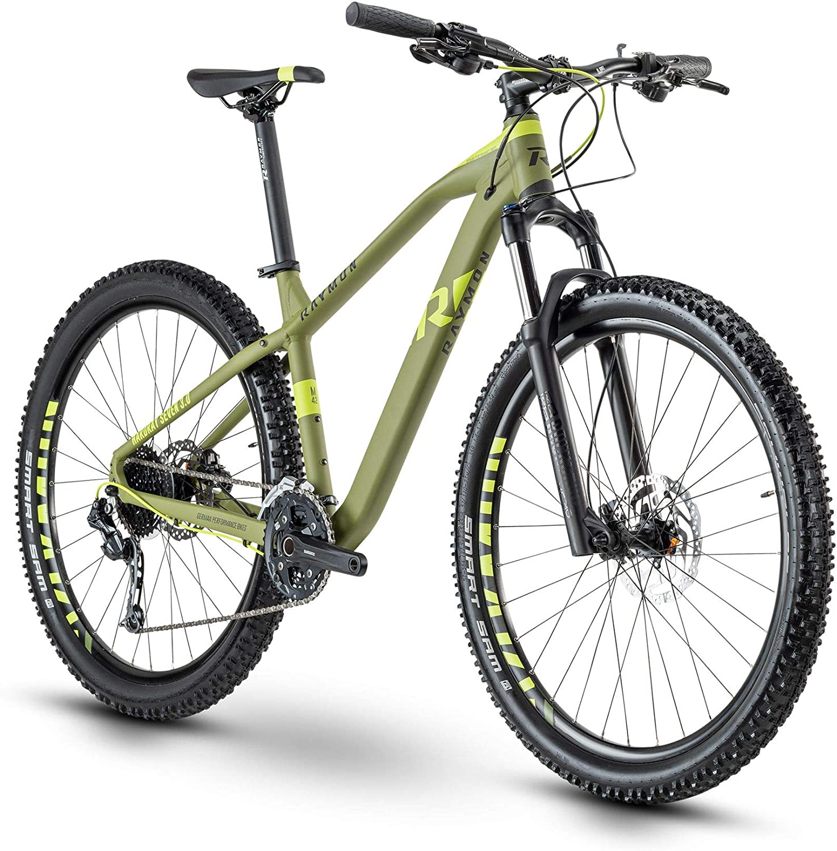 Raymon HardRay Seven 2.0 27.5/'/' MTB Fahrrad grau//rot 2020