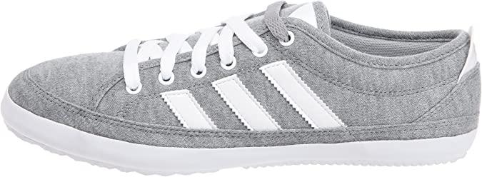 adidas Originals Nizza Lo Remo, Baskets mode homme Gris