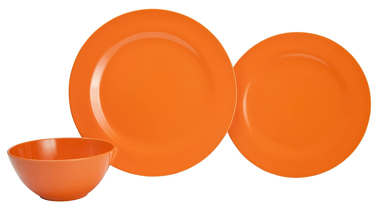 Seaglass Zak Designs 1542-C790 Ella Soup Bowls Set