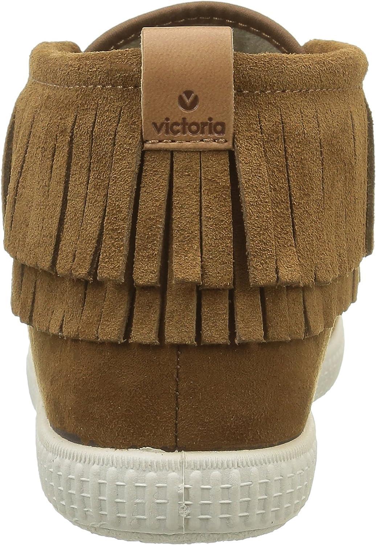 Victoria Safari Flecos Antelina, Botas Mujer Marron Whisky pFVK4