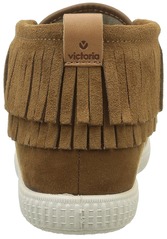Victoria Victoria Victoria Damen Safari Flecos Antelina Desert Stiefel Braun (Whisky) acbc49