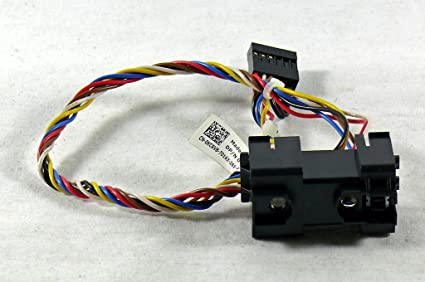 Dell OEM Original Part: KCRV8 Desktop Computer Power Button Switch Assembly  Inspiron 620 MT