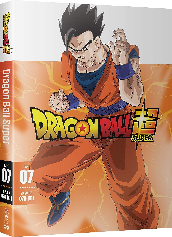 Amazon Com Dragon Ball Super Part Seven Sean Schemmel Christopher R Sabat Jason Douglas Monica Rial Kyle Hebert Movies Tv