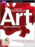 Power of Art - Inspiration großer Kunst [4 DVDs] WELT Edition