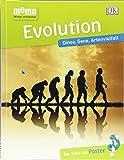 memo Wissen entdecken. Evolution: Dinos, Gene, Artenvielfalt. Das Buch mit Poster!