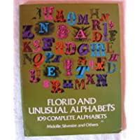 Florid and Unusual Alphabets (Dover Pictorial Archives)