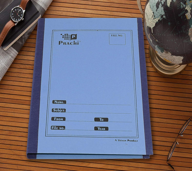 DAHSHA 4 Pack Ring Binder File 2D A4 Size Paper Cobra File